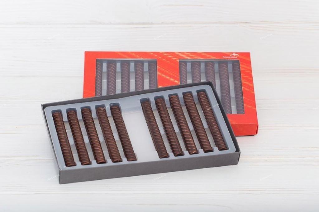 Шоколадная арматура (набор)