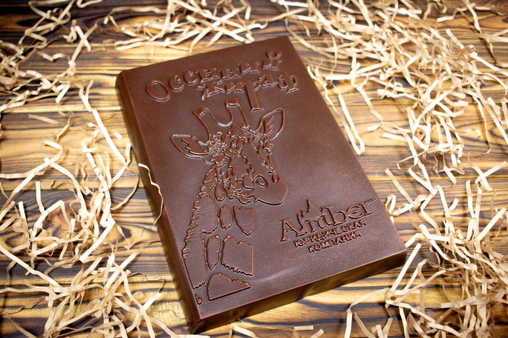 Шоколадный барельеф 1кг