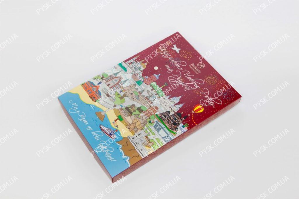 Шоколадный адвент календарь