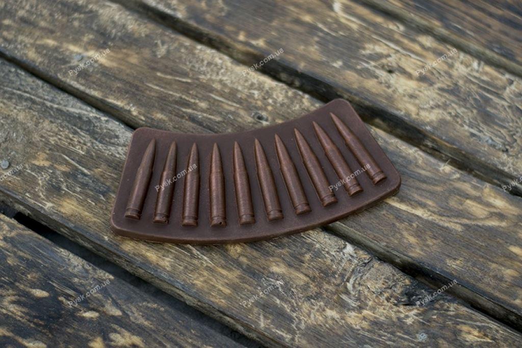 Шоколадная обойма