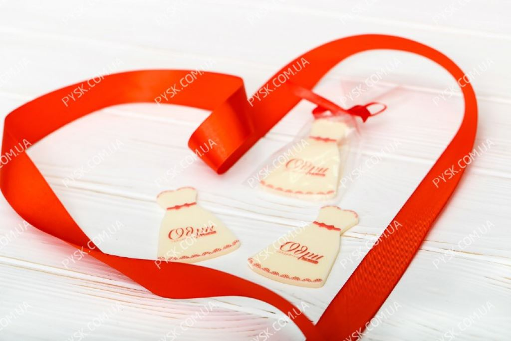 Шоколадные сувениры на заказ
