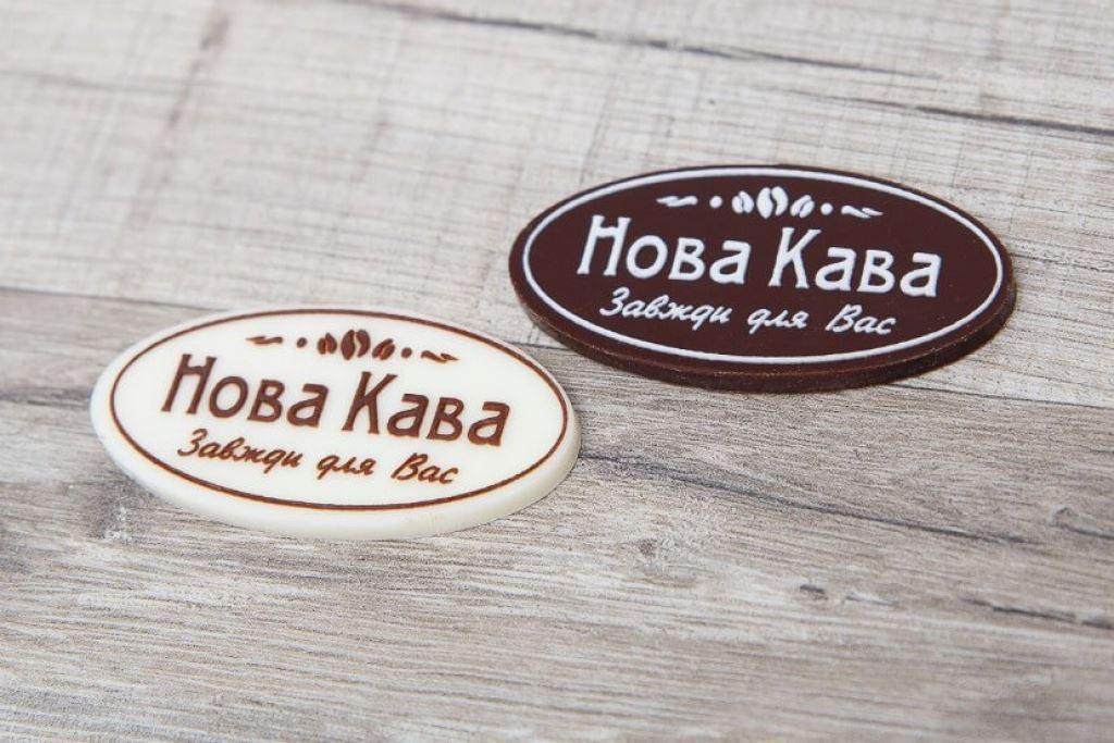 Шоколадный декор на заказ