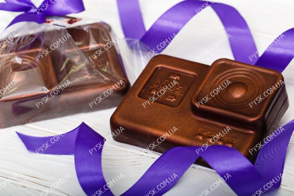 Шоколадная камера GoPro