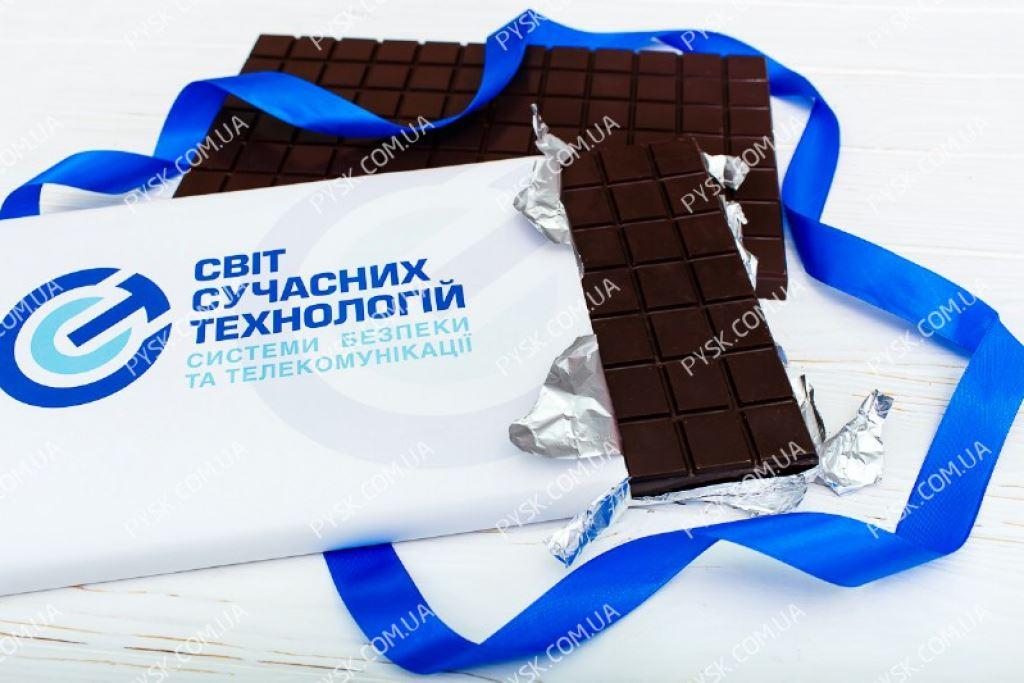 Большая шоколадка 1000 грамм