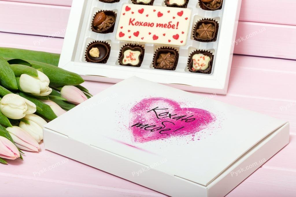 Шоколадная книга по индивидуальным пожеланиям