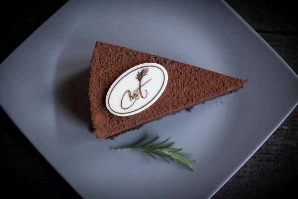 Шоколадный декор для торта
