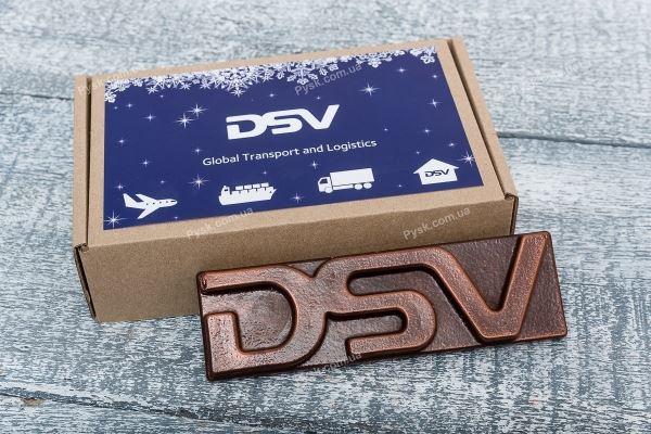 Шоколадный логотип